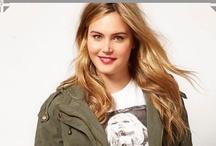 Blouson et veste grande taille mode femme / Veste ou blouson tendance pour femme, pour forte poitrine, taille et hanches larges choisissez votre style parmi la sélection de la boutique grande taille.