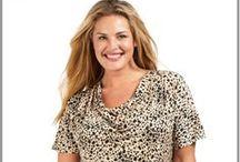 Tunique femme ronde stylée / Tunique ample, voir large mais avec beaucoup de styles, des collections femmes rondes qui rejoignent la tendance hiver comme été, en très grande taille, pour chaque femme puisse de vêtir convenablement. / by Mode Grande taille
