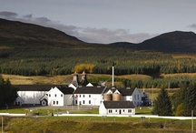 Whisky Distilleries