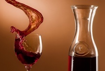 Wine Spectator / An alcoholic drink made from fermented grape juice. Chances are you've heard that a little alcohol - especially wine - is good for the heart and for health generally.