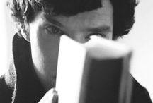"""221B Baker Street / """"Dear God. What is it like in your funny little brains? It must be so boring."""""""