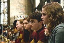"""ϟ cupboard under the stairs ϟ / """"The stories we love best do live in us forever. So whether you come back by page or by the big screen, Hogwarts will always be there to welcome you home."""" - J.K. Rowling."""