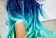 Hair / Luv doin my Hair!! / by Madison Preston