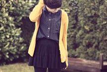 Wintry Days / Autumn Winter Fashion
