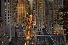 The city that never sleeps! / NY, NY!