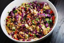 Salads & pasta