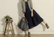 Lovely Mori / Mori fashion (my dream clothes/outfits) Morikei, Dark mori, Dollykei, Natural girl