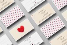 Business Cards / Our collection of nice business cards
