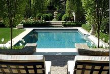 Pools and Outdoor Furniture