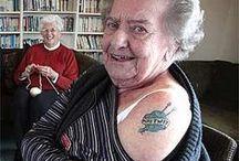 Yarn and Craft Tattoos