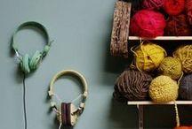 Crafty Storage / Atelier ideas / Home Office