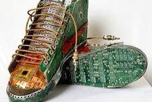 Chaussures insolites / Dress Like Vip rassemble un maximum de chaussures insolites pour le plaisir des yeux et des pieds!