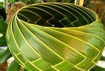 ✿ Weaving / Harakeke / Flax ✿ / by Green Grubs Garden Club