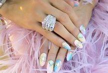 Nails Art / Les ongles dans tous leurs états décoratifs