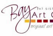 Bay Art Gallery 2014 / Come to Sister Bay Trading Co. to see beautiful original artwork!