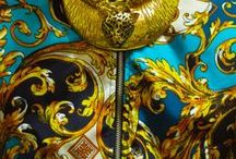 baroque prints and furniture