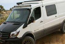 minivans etc. / obytne domy a zivot na ceste
