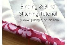 Binding for patchwork