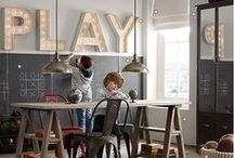 Playrooms / by Gymboree