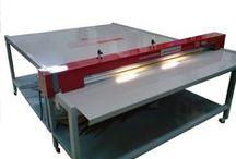 FABRICACION DE CINTURONES - BELTS PRODUCTION / Maquinaria para fabricación de cinturones. Belts production machinery.