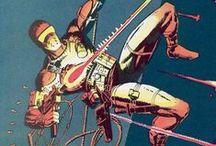 Superheroes & Comics / Superheroes & Comics