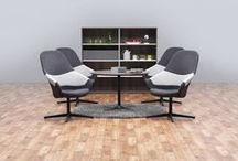 Senator Chair Collection / Senator's collective range of chairs is suitable for a wide range of applications. From training rooms to breakout areas, there is a design to suit any working environment.