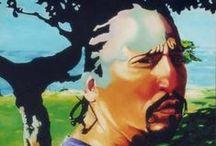 Portraits, Portrait Art Portrait Painting / A variety of painting portraits