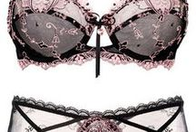 Lingerie / Sexy, elegant, bra, panties, undergarments, sexy underwear, for his eyes only, honeymoon, embrace your inner sexy, beautiful, women