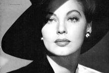 Ava Gardner / Classic photos of Ava