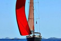 Паруса Sailboat / ship, Sailboat, Sailboat ship, Паруса, парусники, море, корабль, корабли, ship, Ships