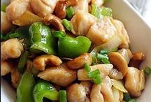 Food  Asian n  International / by Barb A
