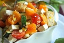 Food Salads / by Barb A