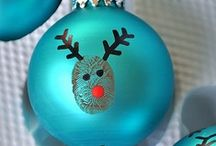 Christmas Ideas with Kids / A fun list of ideas to do around Christmas time!