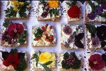 Edible Flowers from Seed / Easy to grow edible flowers are eye-catching and delicious in both sweet and savory dishes. / by Renee's Garden Seeds