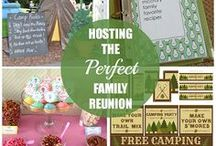 Family Reunion / Fun ideas for having a family reunion.
