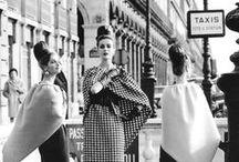 ☯️ NOIR & BLANC ☯️ / Le noir & blanc, source d'inspirations intemporelle...