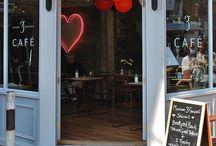 Shops & Window Desing. / Window desing.  Estética, diseño y modernismo  en las calles de cualquier ciudad.