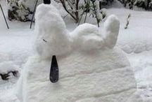 Let it snow...!!!!