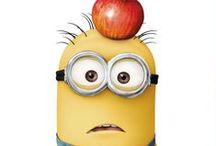 Despicable Me 1 &  2 :P - Minions :D :P