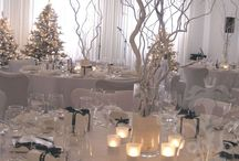 Anniversary/Vow Renewal Ceremony/Party / Ideas for mine & Billy's 10th anniversary party/vow renewal, Dec 2018.  Think ice, sparkles, shades of white, winter wonderland type theme. / by Regina Hudson
