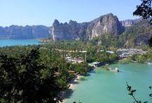 Tajlandia / Thailand / Opowieść o wyspiarskim raju ...