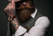 Moda / Klasyczny ubiór męski, garnitury, modern men, zegarki itp.