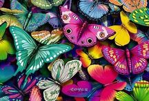 Butterflys / Pin anything butterfly. If you wish to add to this group board write a complimentary comment under any of my pins, follow me, and I will add you. Happy Pinning !