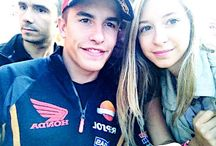 Days with MotoGP riders! (: / 11th, 12th, 13th and 14th of September, I've passed time with some of MotoGP riders! That whose an amazing experience! Especially because I've meet a perfect man: Marc Marquez.