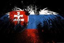 Słowacja - Ziemia i Symbole