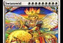 Wojna o Taje Magic the Gathering / Karty MTG Wojna o Taje. MTG w klimacie legend i baji słowiańskich.