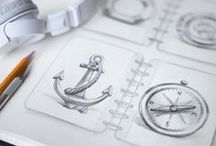 Sketching & illustration
