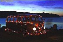 Hippie Vans / IDK, I just like Hippie Vans. I guess they are a nice car!