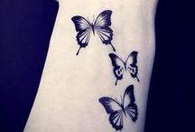 Tattos / The designs are amazing!