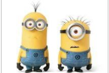 minions / I LUV MINIONS, IF I HAD SOME THAT WOULD BE GR8!!!
